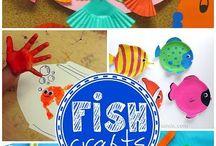 Fisk, livet i sjøen