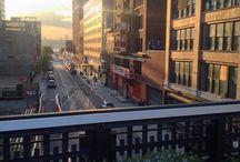 The High Line -  NYC / The ever changing High Line, New York City. Original Photographs