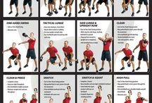 Kettlebell / Workout