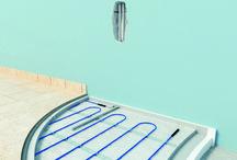 Incalzire in pardoseala / Solutii electrice de incalzire in pardoseala