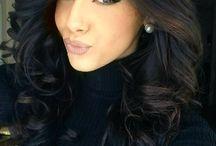 Beauty, hair and make-up corner