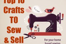 CRAFTS TO SEW -SELL