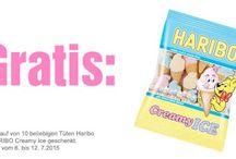 Süßigkeiten / Sweets & Chocolates