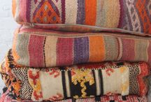 Moroccan cushions (Kate)