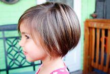 Haircut for my girl
