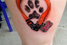 pup tattoos
