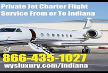 Private Jet Charter Flight Service Indianapolis / Private #JetCharter Flight Service From or To Indianapolis, Fort Wayne, Evansville Indiana Empty Leg Company near Me for business, emergency or last minutes personal plane #travel call 866-435-1027 for free quote cost or visit http://www.wysluxury.com/indiana/ for more location near you.