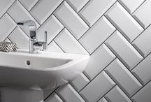 Tile Trends - Marvellous Metro / Celebrating the style of the classic Metro or Subway tile