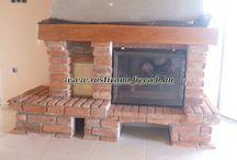 old brick inside