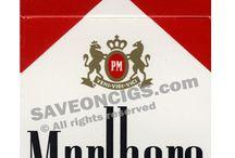 Marlboro cigarettes / #1 tobacco brand in the world