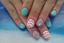 Nails / by Adrianna McCarver
