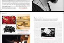 My Press / My interwiew and press
