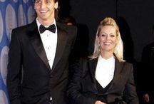 Zlatan / Football, Wife, looks , fashion