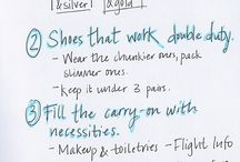 Trip Ideas / by Andrea Mattison