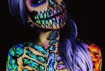 Body ART / Make-up