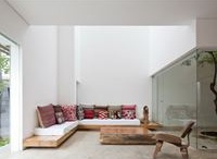 | Living Room & Entrance | / by Raquel Meneses