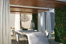 CB Outdoor Dining Concepts / Ideas and Inspiration