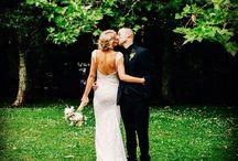 Vintage shabby chic wedding