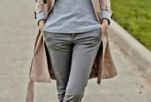 Herbst Mantel Outfits