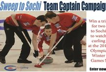 2014 Winter Olympics / by Hollywood Curling Club