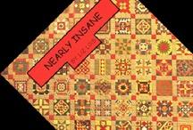 Nearly Insane Quilt / by Rachel Newby Washington