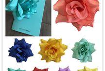 Loose Silk Flower for DIY