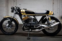 Cafe Racer Expansion Chamber
