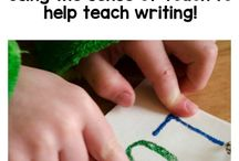Literacy - Name Writing