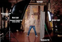 Photography Lighting / by Wendy Campo Photography
