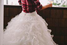 Wedding Dress #TLseries:MarriageBlanc / #TataLevine's series