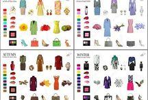 パーソナルカラー ファッション