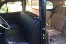 1940 Cadillac V-16 Seven Passenger Imperial Sedan - LeBaron Bonney Company / 1940 Cadillac V-16 Seven Passenger Imperial Sedan - Customer Installation - 017 - LeBaron Bonney Company