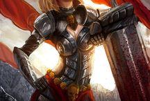 Fantasy RPG Stuff