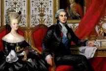 Marie Antoinette, Louis XVI