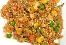 Quinoa Is My New Rice