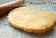 Pasta frolla dolce e salata