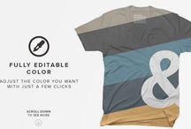25+ Apparel Mockup PSD Designs for Branding