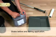 How To / A series of How To-videos to help you achieve the best result with our WOCA products!