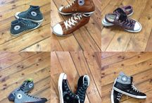 Converse shoes / Vintage converse shoes and trainers