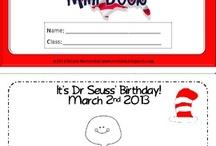 Dr. Seuss / by Emily McQuown