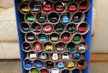 juguetes y organizacion