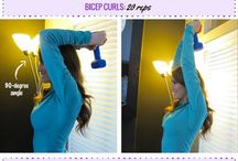 Workout - Using weights