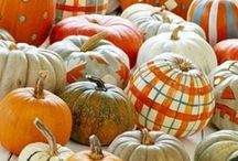 Fall decorations / by Leigh Ann Bryson