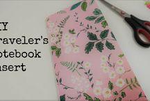 My Traveler's Notebook