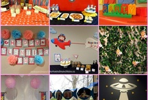 Kids Party Ideas / by Shelly
