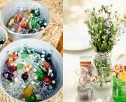 rustic garden vegetable wedding
