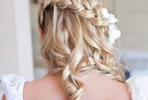 Prom Looks / Makeup & hair inspiration for prom!