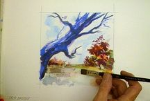Art: Watercolours