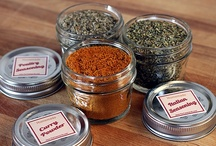 Food - Mixes and Spices / by Debi Hisel