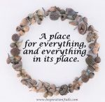 A Place for Everything / by Wendy Galloway